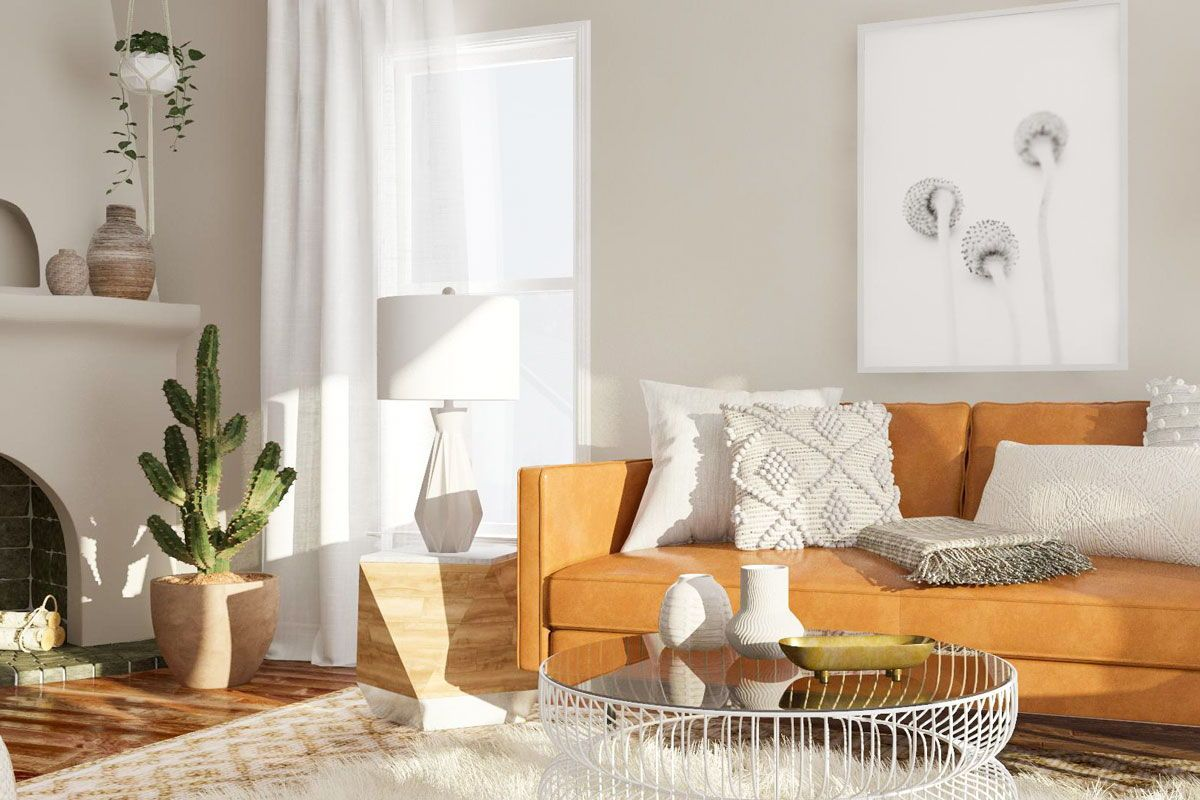all white living room ideas  how to get the look  living