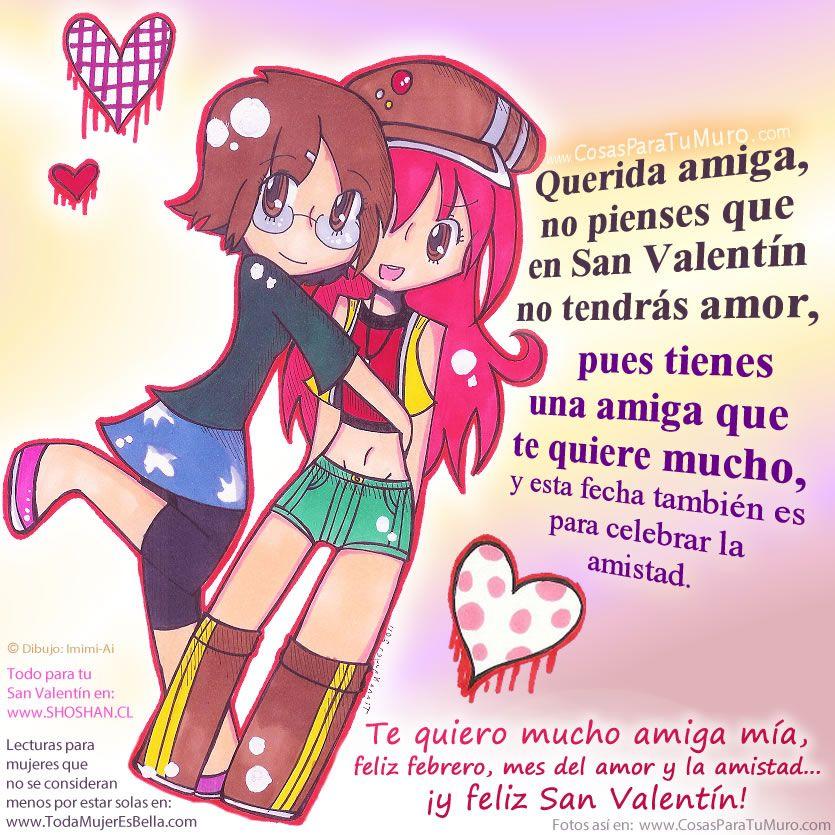 Feliz Dia De San Valentin Amistad 1 (