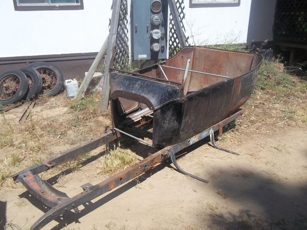 [QNCB_7524]  Model T ford steel T-bucket body and frame hot rod rat scta | T bucket,  Model t, Hot rods | T Bucket Wire Harness |  | Pinterest
