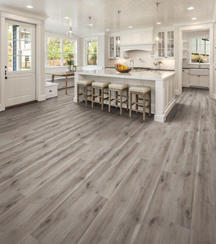 Amazing Smokey Oak America S Floor Source Open Plan Kitchen Living Room Flooring Kitchen Living