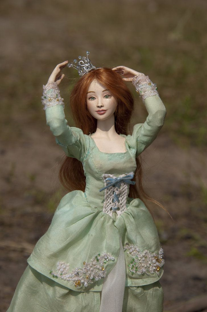 Куклы эльфы своими руками из глины фото 418