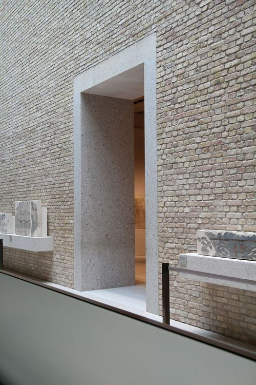 modern brick and concrete house pinterest brick facade