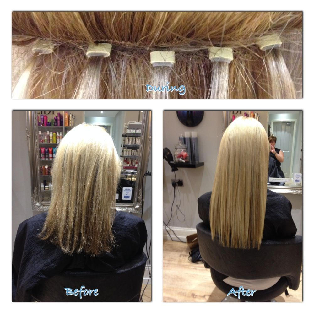 Balmain complete extensions
