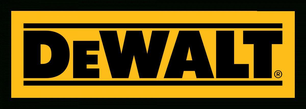 17 Dewalt Logo Png Transparent Background Dewalt Tool Logo Transparent Background