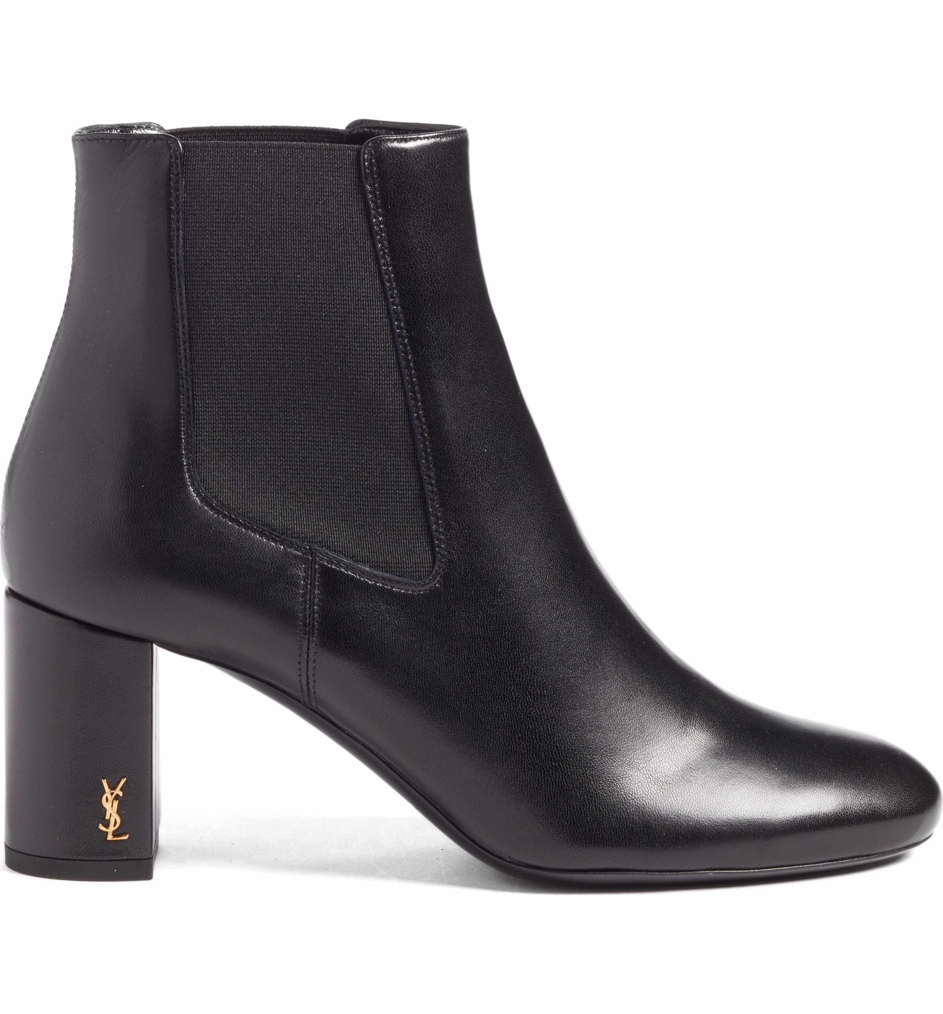 Saint Laurent Women's Loulou Chelsea Bootie