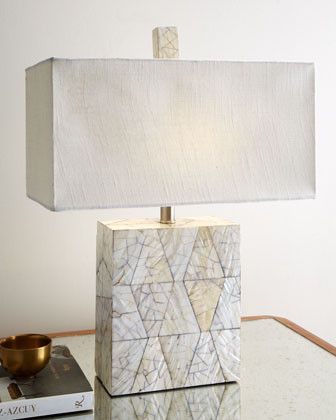 Mother of pearl table lamp mother of pearl table lamps pinterest mother of pearl table lamp aloadofball Images
