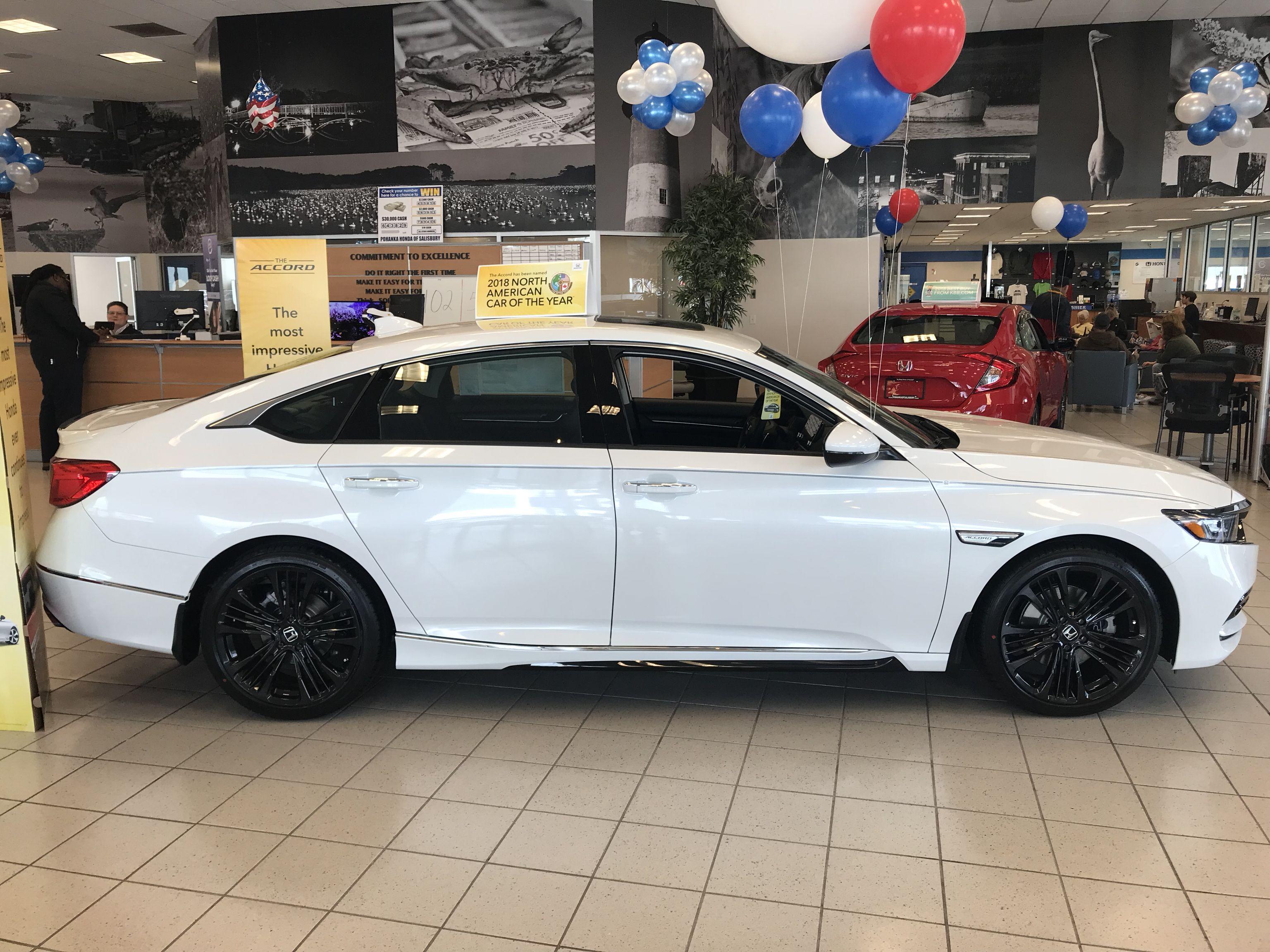 2018 Honda Accord 2.0 Touring Honda accord, 2018 honda