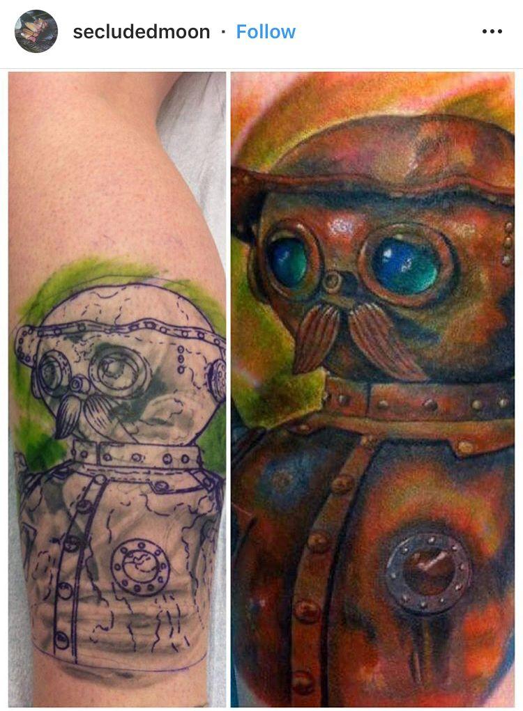 Pin on Tik Tok Tattoo