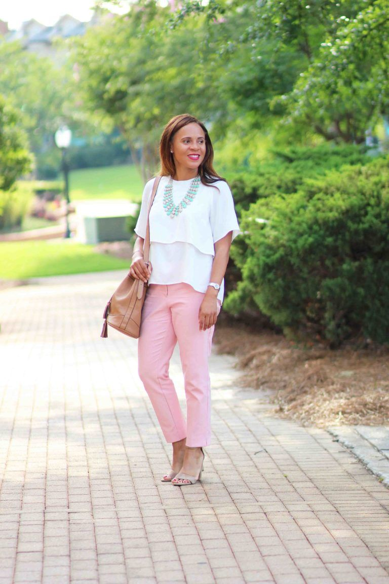 5e0b9005aa3965 One Last Blush Pink Pants Outfit