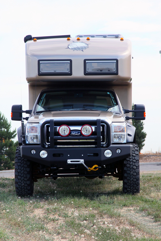 Earthroamer CamperPortal Truck Campers