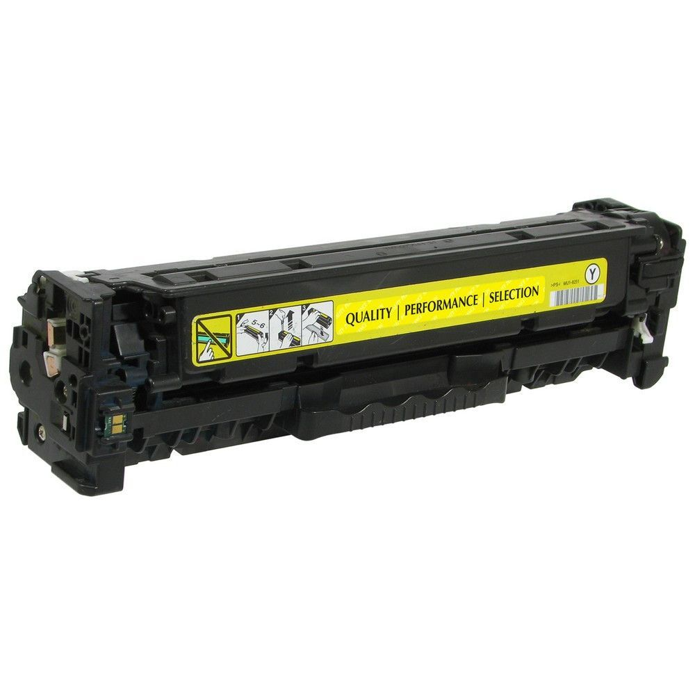 HP Color Laser CC532A Yellow Toner Cartridge
