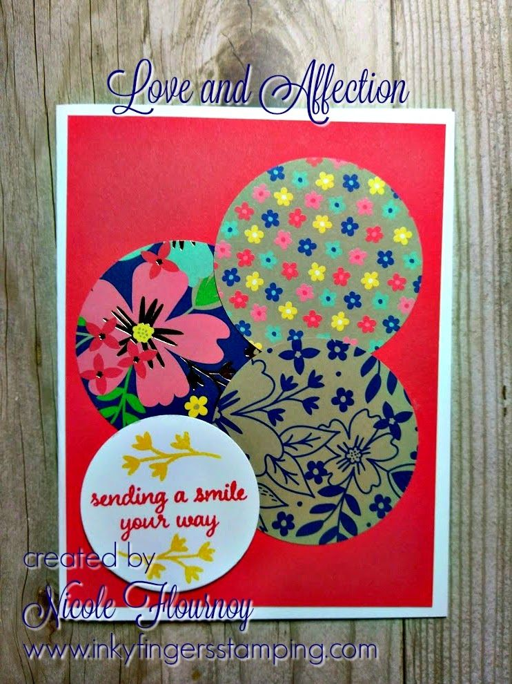 A creative place to share my love of Christ, family, papercrafting, and life