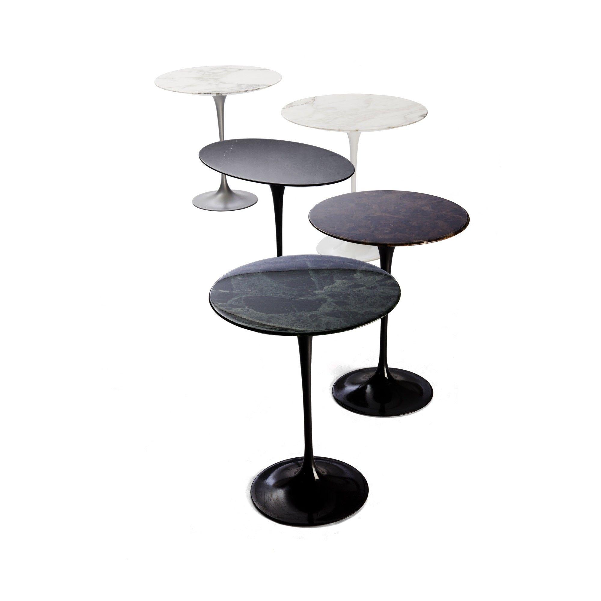 Saarinen coffee table Quickship salento mobili