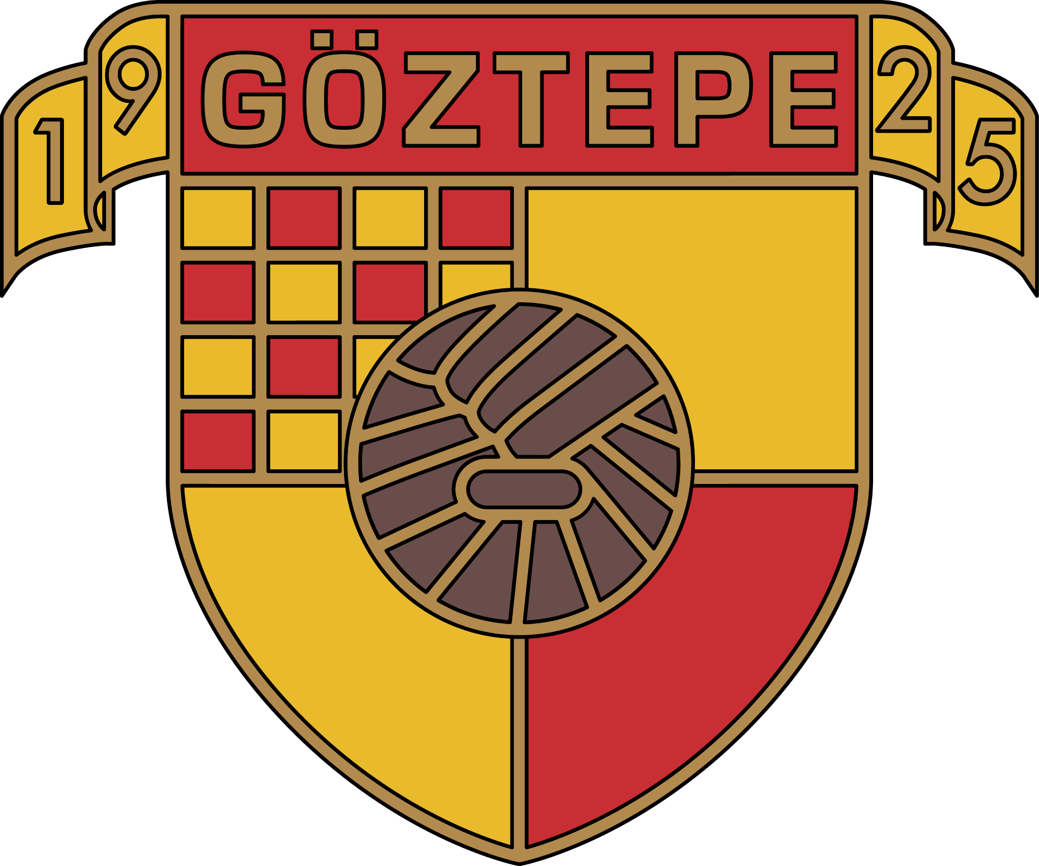 Göztepe PNG Logo . Click The Photo For PNG Format and