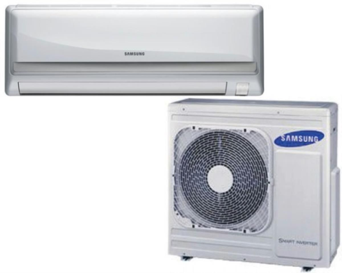 Samsung 700558 Max 36 000 Btu Mini Split Air Conditioner System