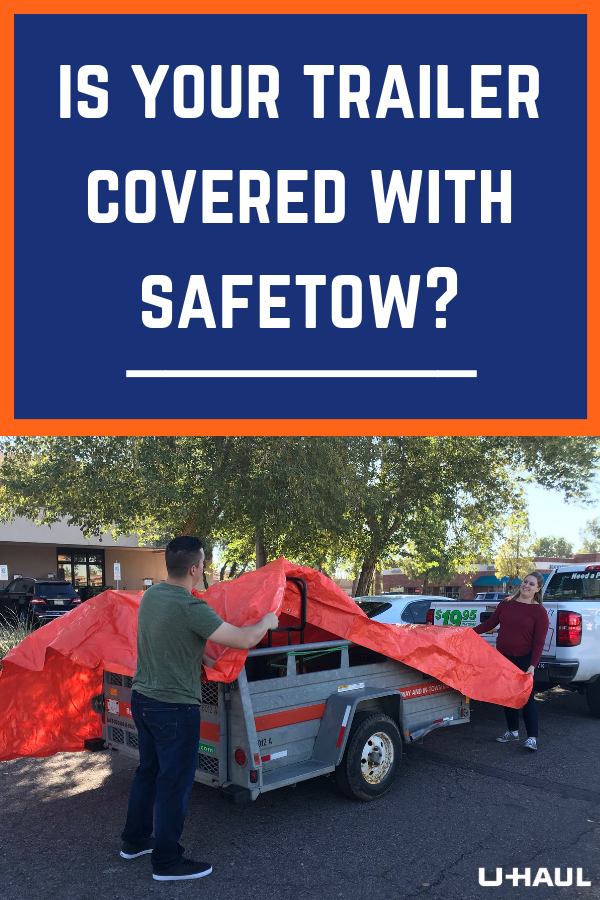With Safetow You And Your Cargo Will Be Protected This Protection Includes A Collision Damage Waiver Towed Proper