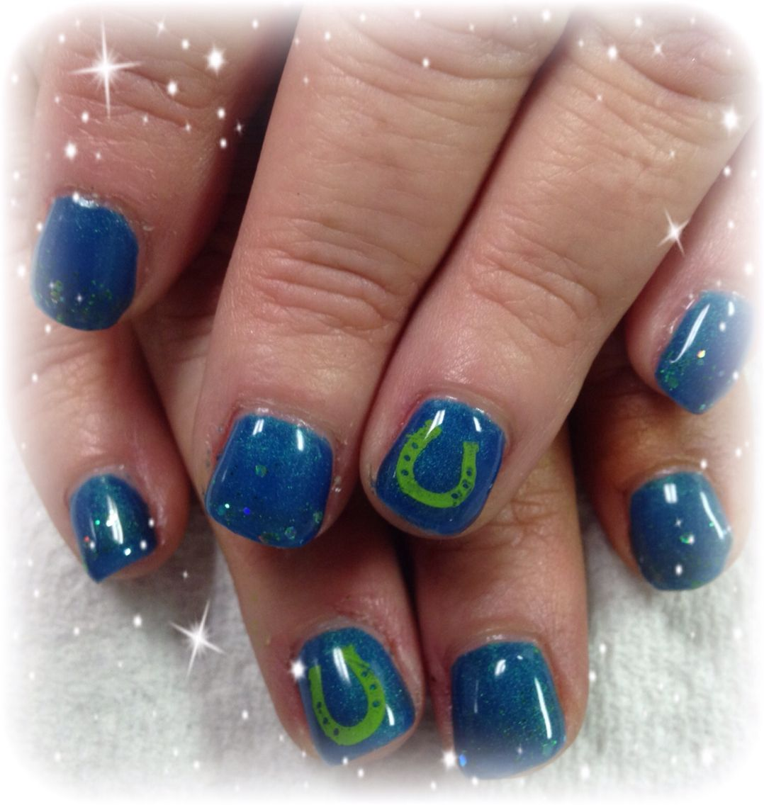 Good luck (With images)   Nails, Nail art
