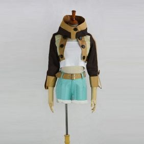 Dramatical Murder Haruka Seragaki Cosplay Costume.Package includes: Jacket,  Top, Pants,