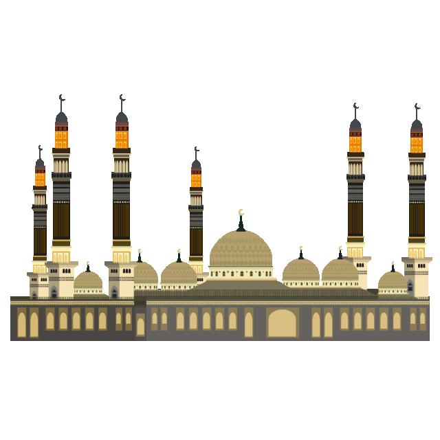 Mosque Masjid Muslim Prayer Mosque Masjid Png Masjid Png