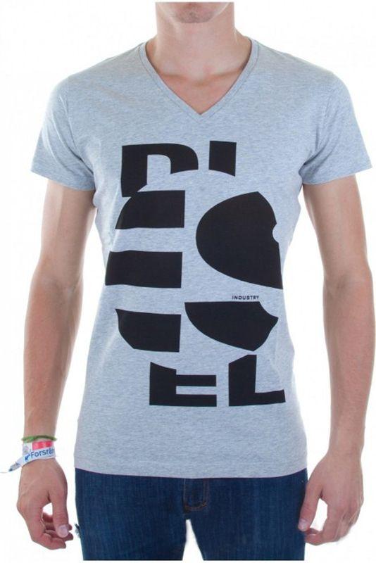 Diesel Markowy T Shirt R Xxl Zawyzony 3969512583 Oficjalne Archiwum Allegro T Shirt Shirts Mens Tshirts