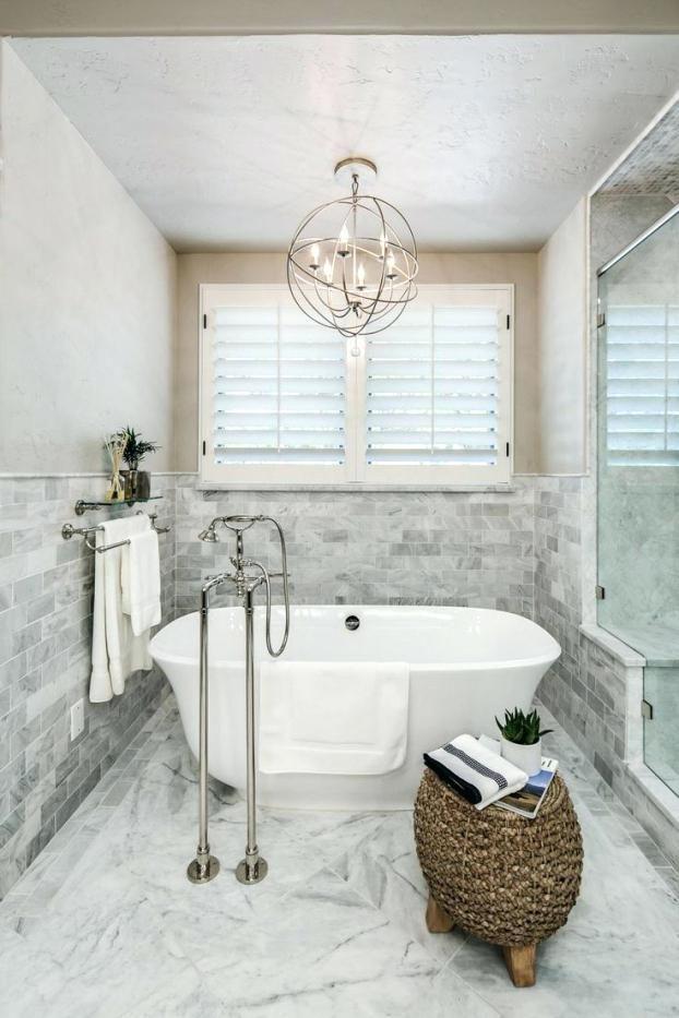 Stunning Bathroom Chandeliers Crystal, Small Contemporary Bathroom Chandeliers