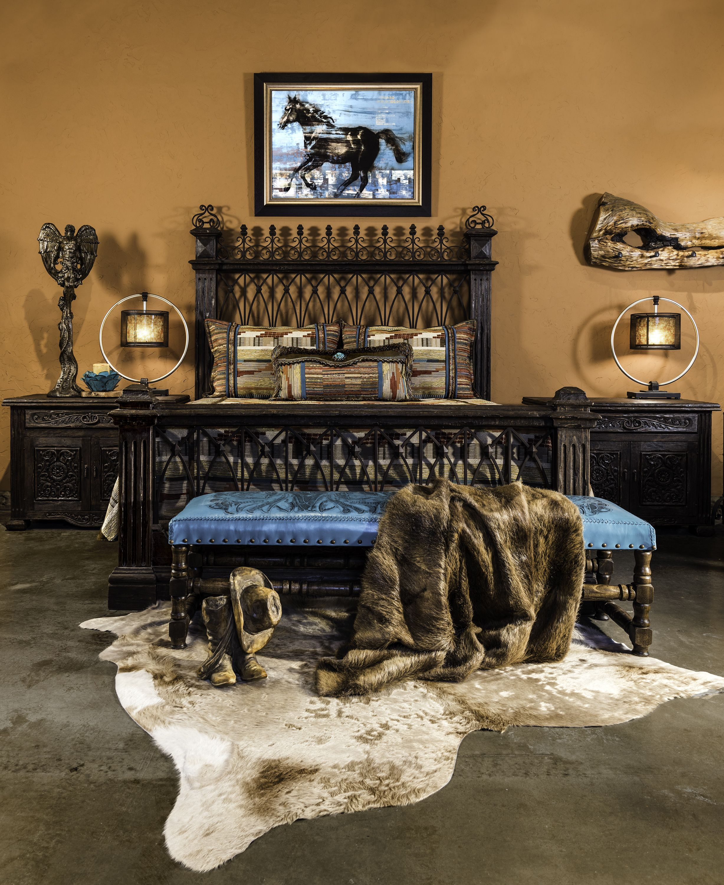 Adobe Interiors C I Magazine Paint Colors For Living Room Western Living Rooms Great Room Paint Colors