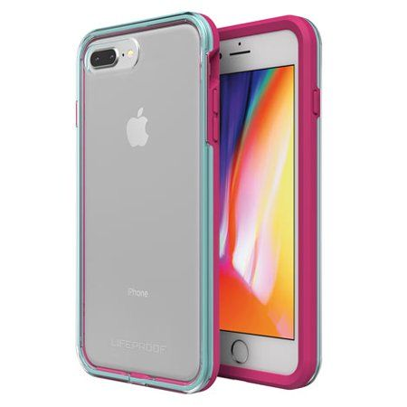 the latest 0b86b 414ba Slam Case for iPhone 8 Plus and iPhone 8 Plus, Aloha Sunset, Blue ...