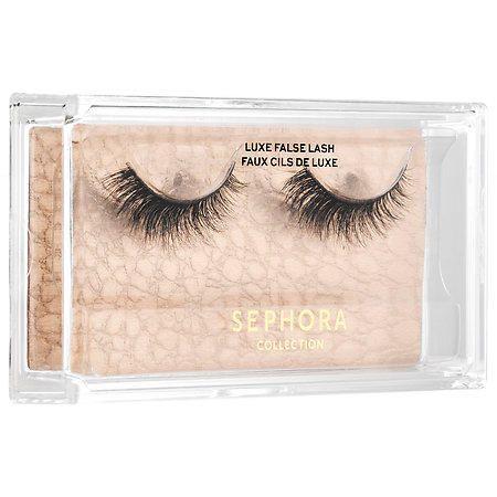 cc598570352 Luxe False Lash - SEPHORA COLLECTION | Sephora Sephora Lashes, Fake Lashes,  False Eyelashes