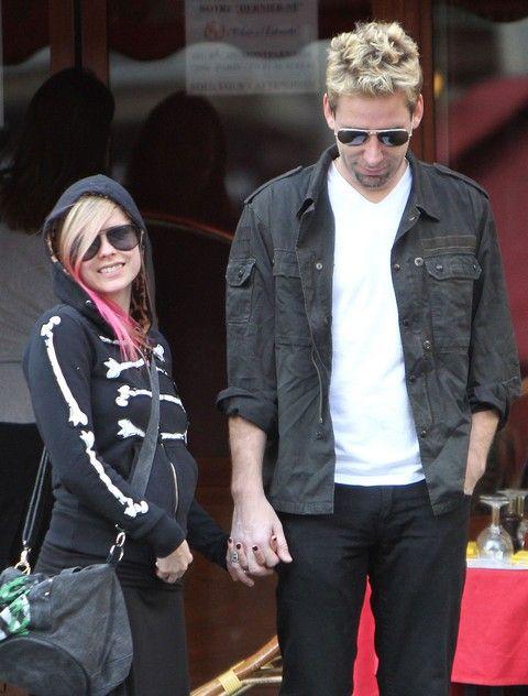 Pregnant avril lavigne Avril Lavigne