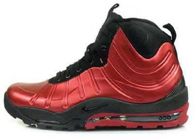 0f465ce07db5d Nike Boots · Nike Air Max · Red Black · Nike Shoes ·  物欲スニーカー ナイキ エアマックス  ポジット ベイキン ブーツ 「レッド ブラック」 Nike