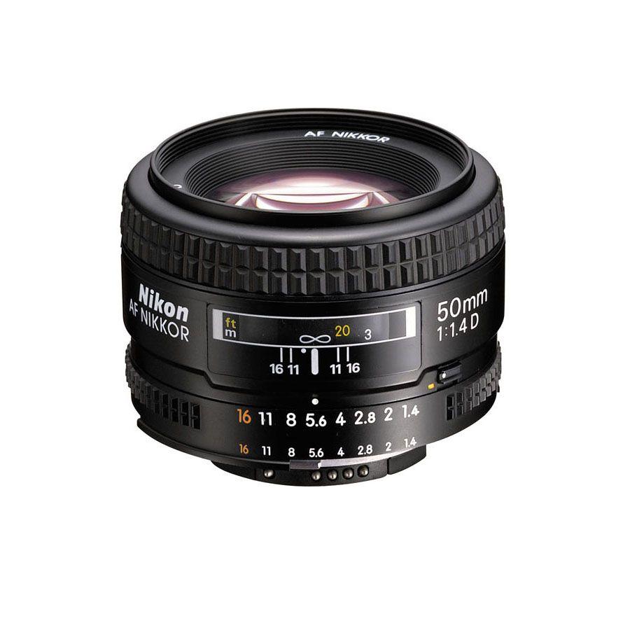 Used Nikon Af 50 F1 4 D 8 U501945 Nikon Lenses Dslr Lens Nikon Dslr Camera
