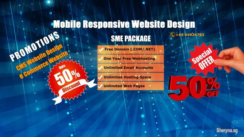 Other Services For Sale In Singapore Cheap Web Designs Develop Fully Modified Websites And Practice Application Development To Meet T