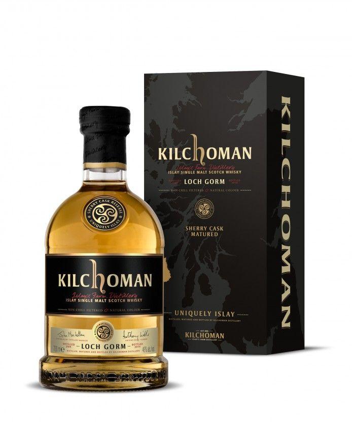 Kilchoman Loch Gorm Sherry Cask Matured (2015), 46%
