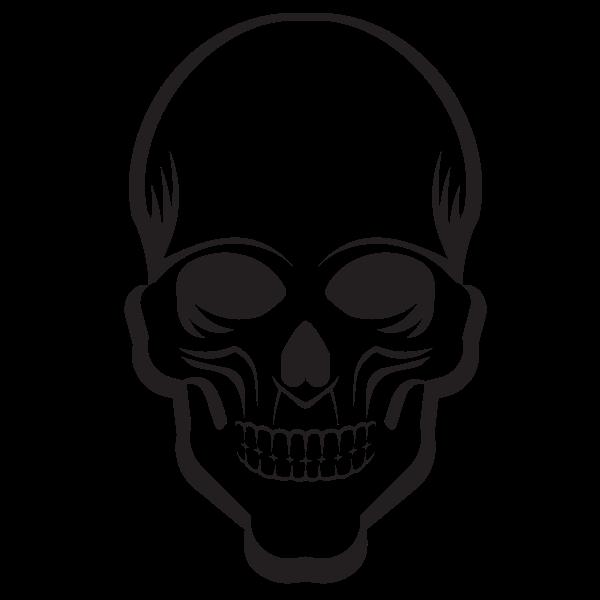 Human Skull Smiling Skull Tattoo Art Drawings Human Skull