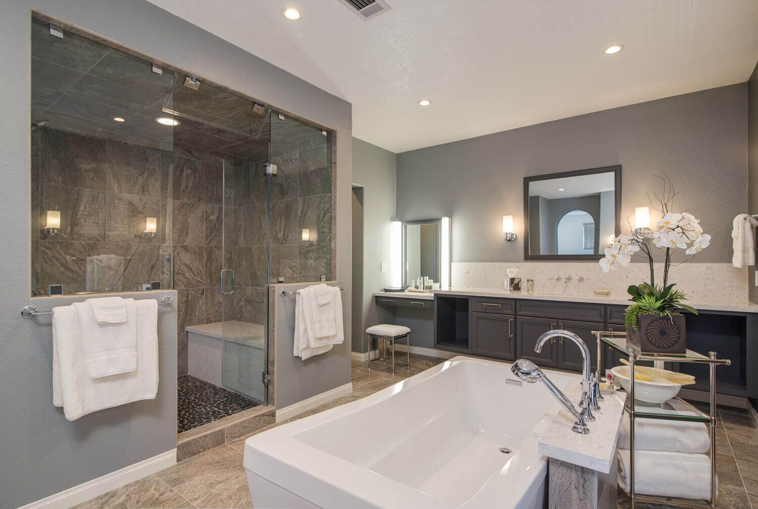 Bathroom Renovation Cost 2018 bathroom renovation cost - estimate bathroom remodeling prices OUXQYHS #modernfarmhousestyle