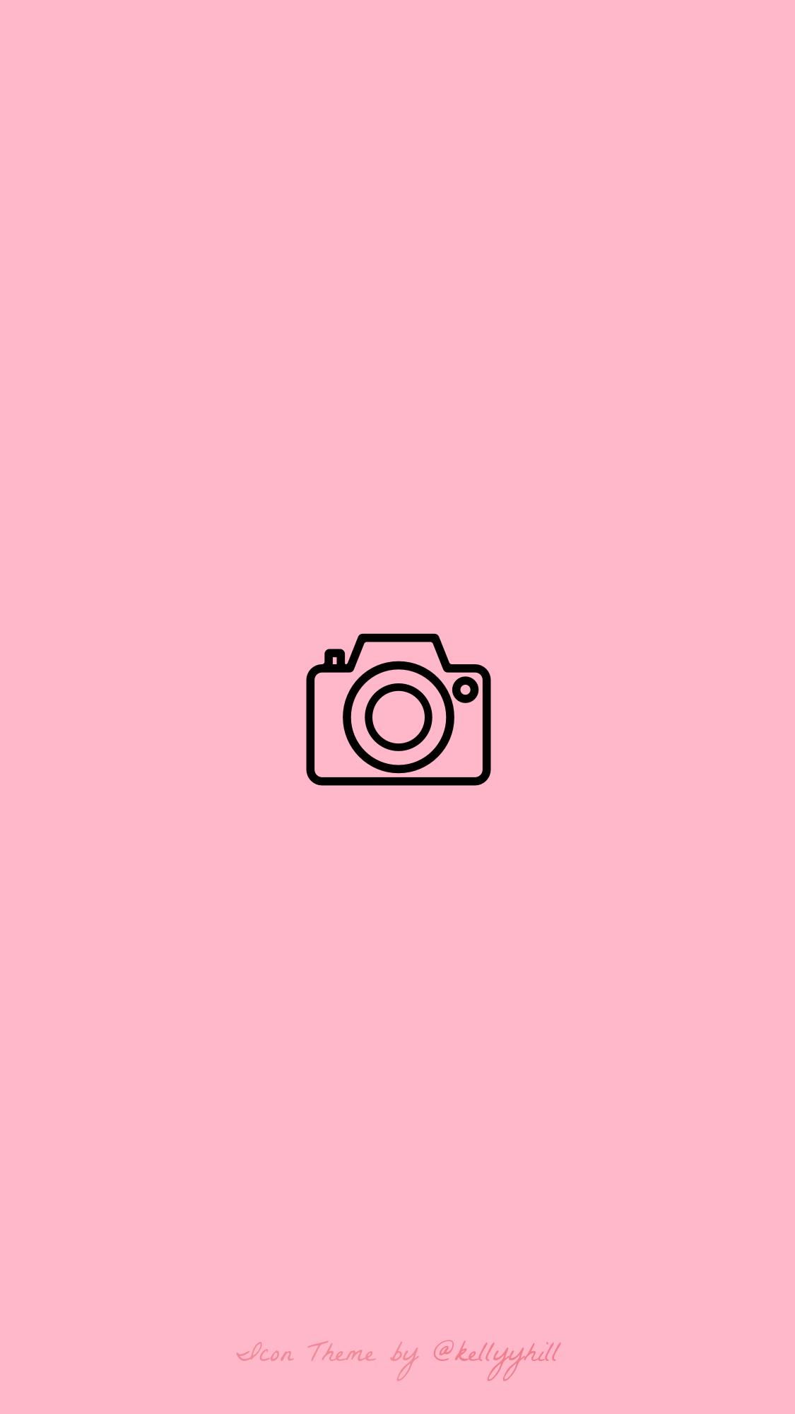 Kelly Hill Free Instagram Highlights Template Paradise Pink 01 Icons Pink Instagram Iphone Wallpaper Tumblr Aesthetic Cute App
