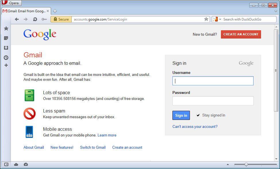 තරු වලින් පෙන්නන Passwords Computer technology, Gmail