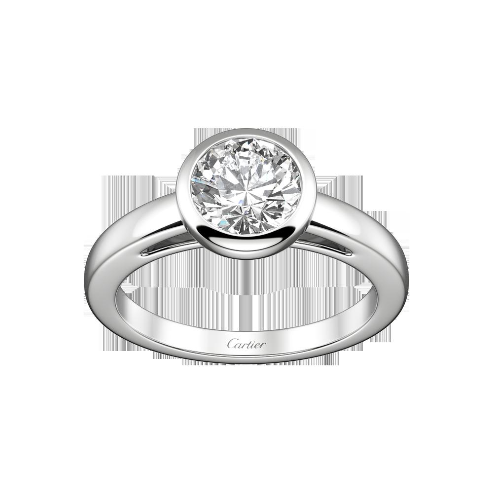 Cartier Engagement Rings Rings Honeymoon Anelli Di Fidanzamento Cartier Anelli Con Diamanti Anelli Di Fidanzamento