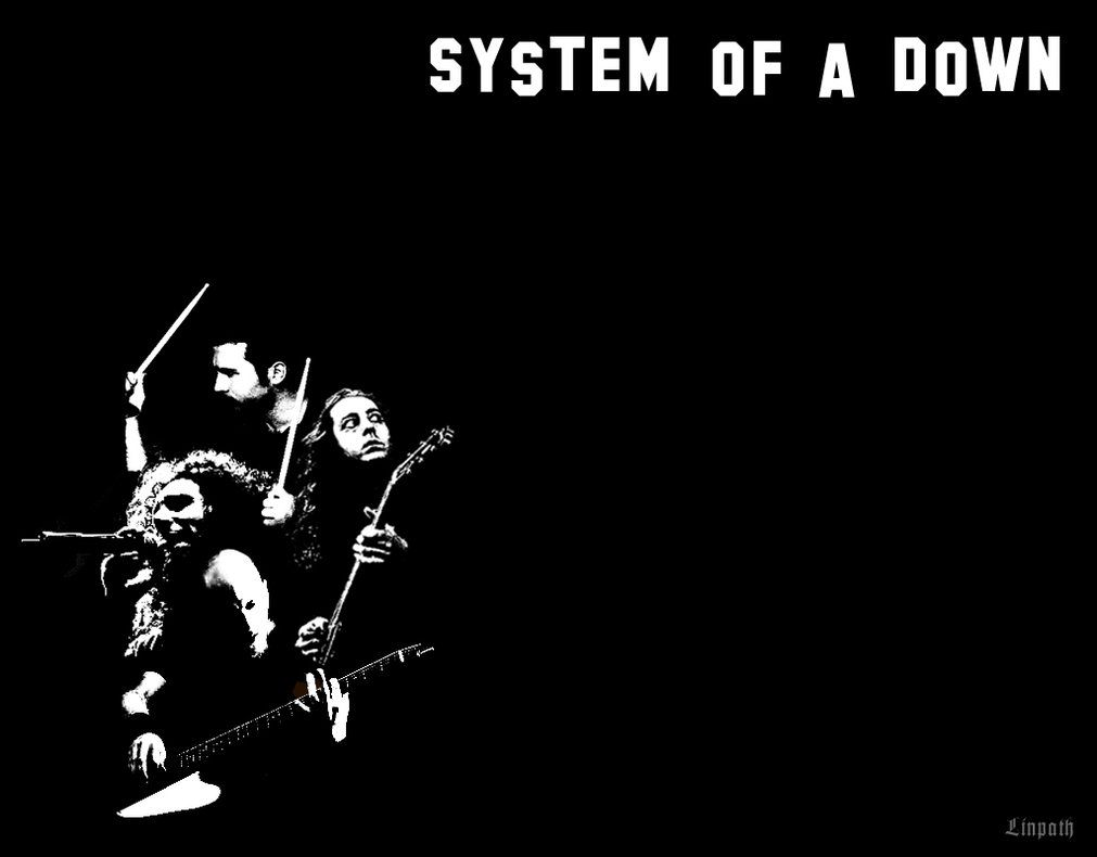 System Of A Down Wallpaper No One Loves Me Horns