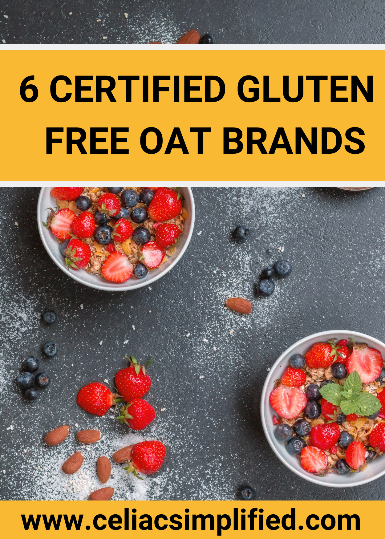 Are you purchasing any one of these 6 certified gluten ...