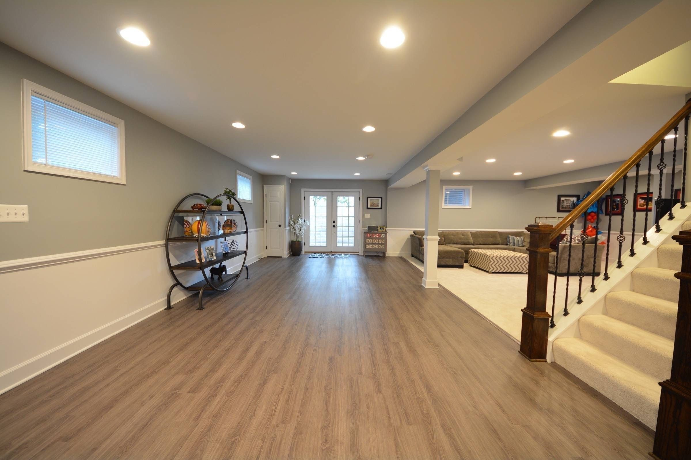 Brilliant Image Of Flooring Ideas Inexpensive Inexpensive Flooring Best Flooring For Basement Basement Flooring