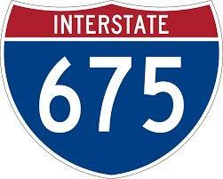 Interstate I 675 Saginaw Michigan Interstate South Carolina