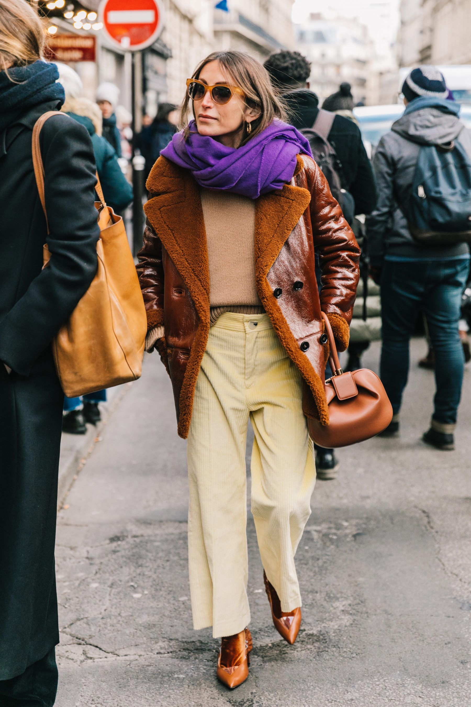 fb85eaa15a PARIS FALL 18 19 STREET STYLE I