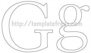 free printable letter stencils for painting a z large small http