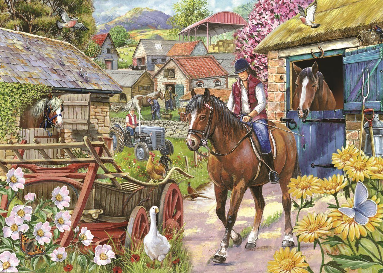 House of Puzzles Jigsaw Puzzles eBay Toys & Games