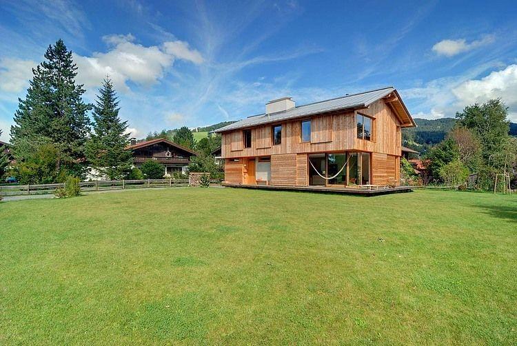Schliersee Dream Home By Vonmeiermohr Architekten #architecture #design # Dream #home #house