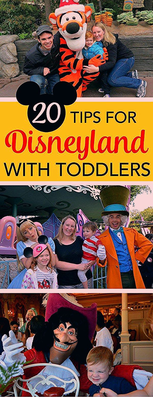 20 Tips for Disneyland with Toddlers - Trips With Tykes
