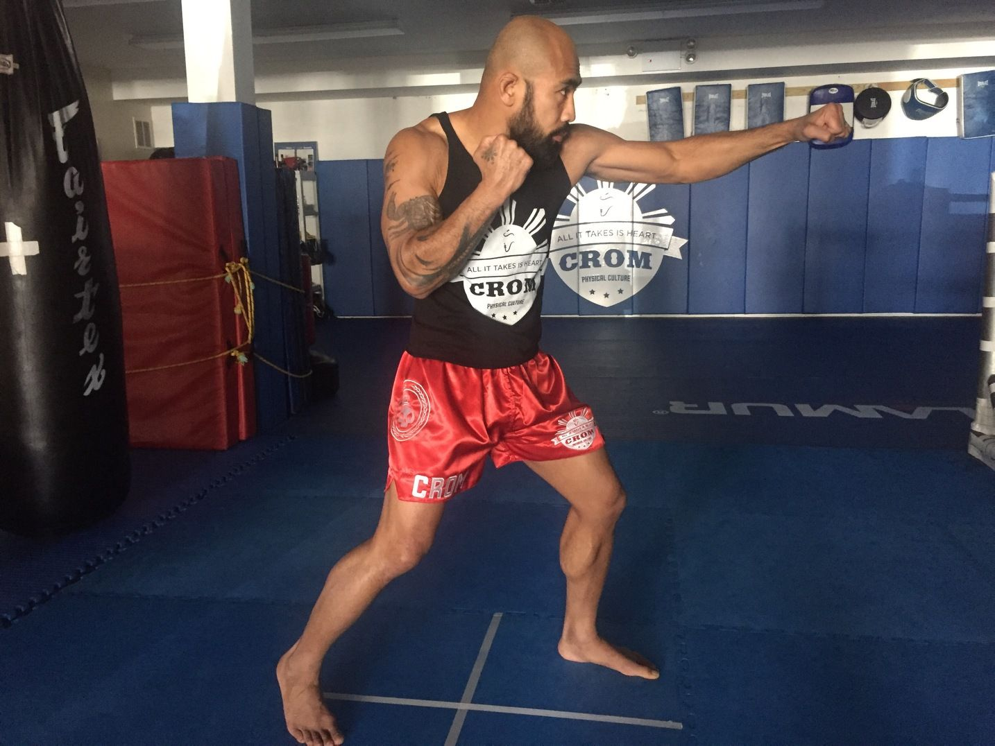 6 Steps to Great Footwork from Chris Romulo. Footwork can make all the difference in a fight, use these 6 steps to develop your footwork.