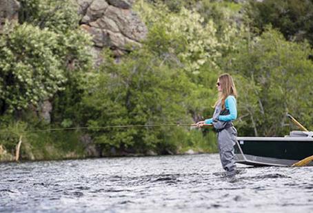 Pin af Stan Upchurch på Hunting and fishing women