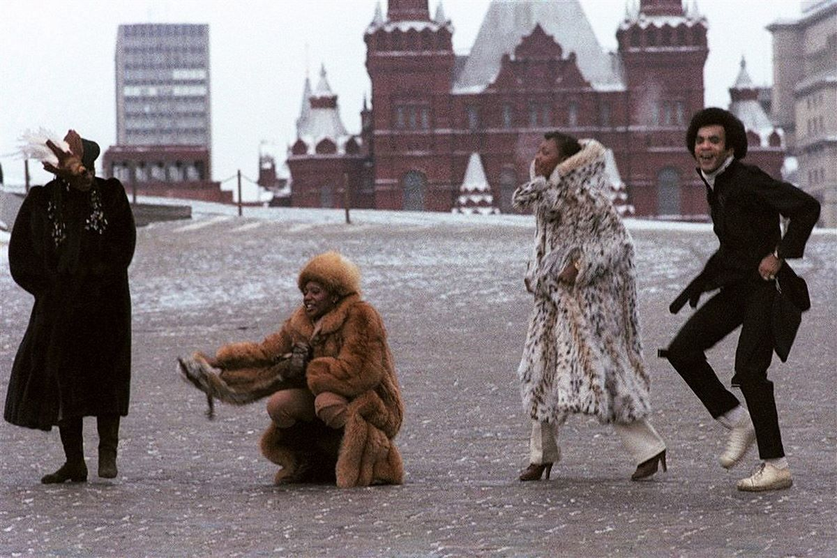 Amazing photos of Yuri Abramochkin